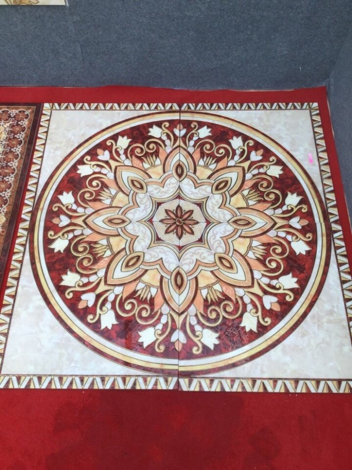 Gạch thảm trang trí phòng khách cao cấp4