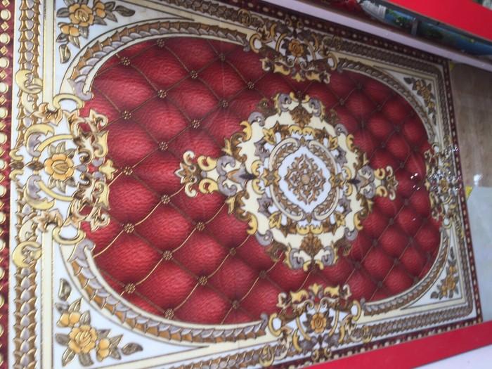 Gạch thảm trang trí phòng khách cao cấp6