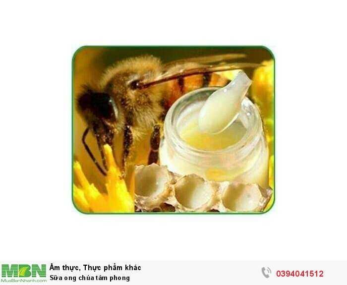 Sữa ong chúa Tâm Phong0