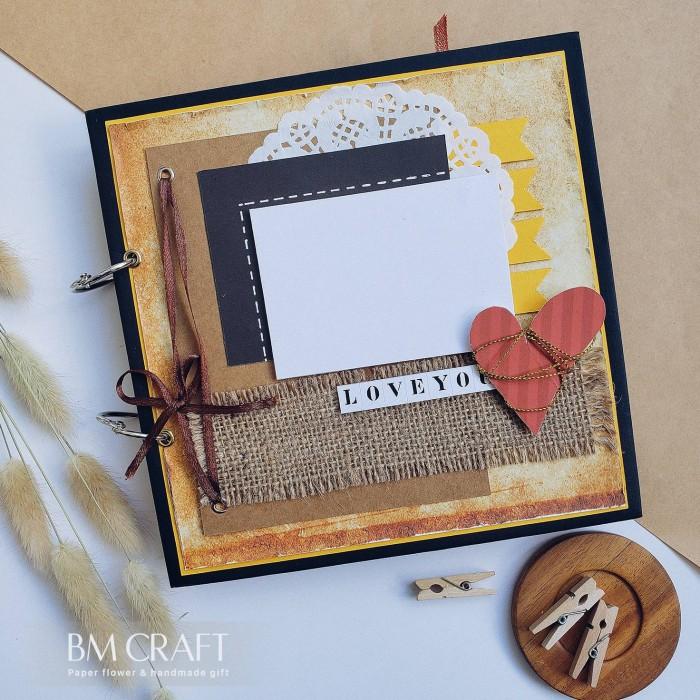 Scrapbook handmade6