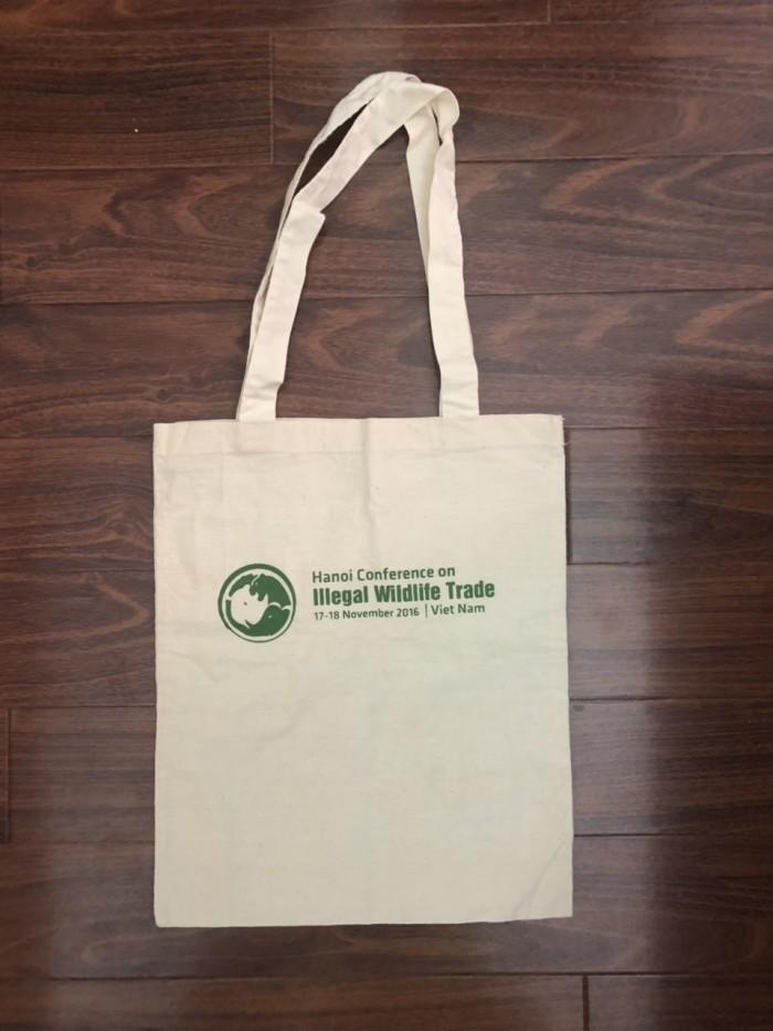 Túi vải bố in logo3