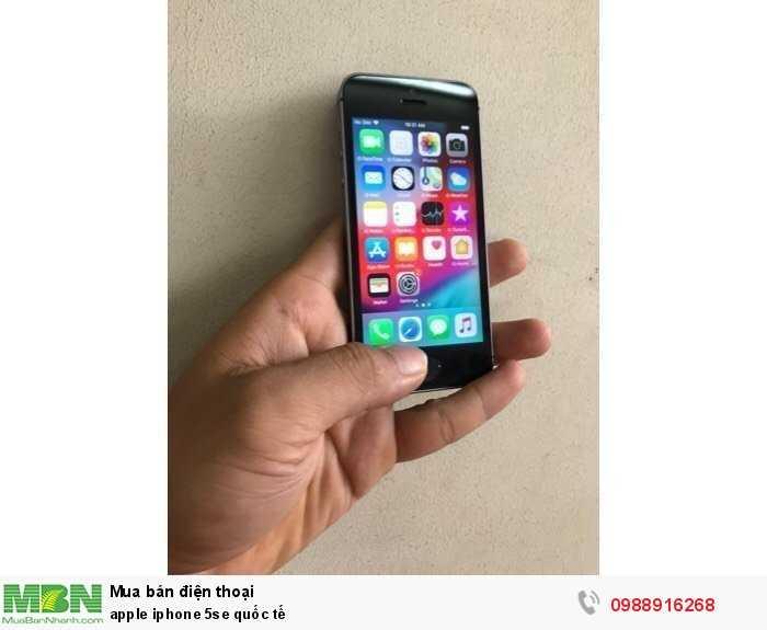 apple iphone 5se quốc tế0
