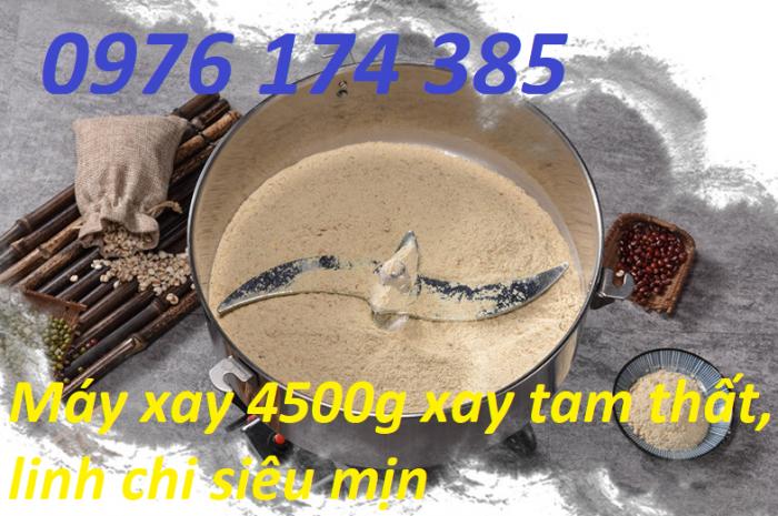 Máy xay thuốc bắc 1000g (1kg) xay siêu mịn2