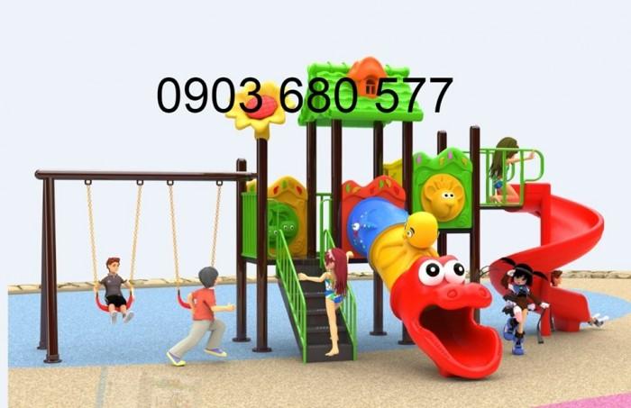 Bộ liên hoàn cầu trượt dành cho trẻ em29