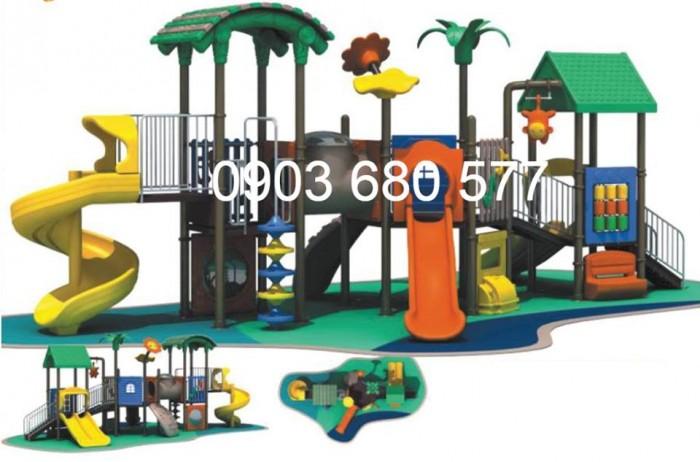 Bộ liên hoàn cầu trượt dành cho trẻ em26