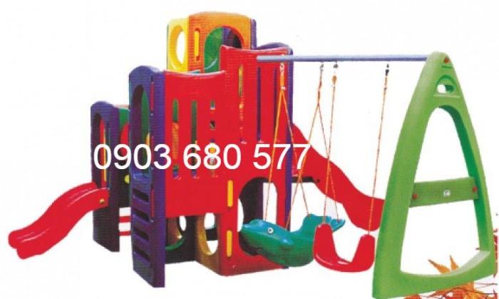 Bộ liên hoàn cầu trượt dành cho trẻ em21