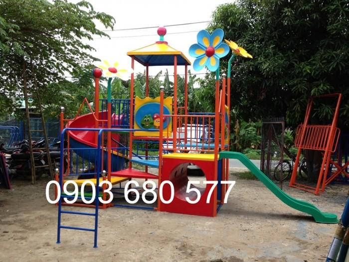 Bộ liên hoàn cầu trượt dành cho trẻ em14