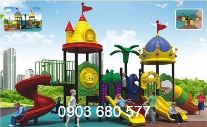 Bộ liên hoàn cầu trượt dành cho trẻ em24