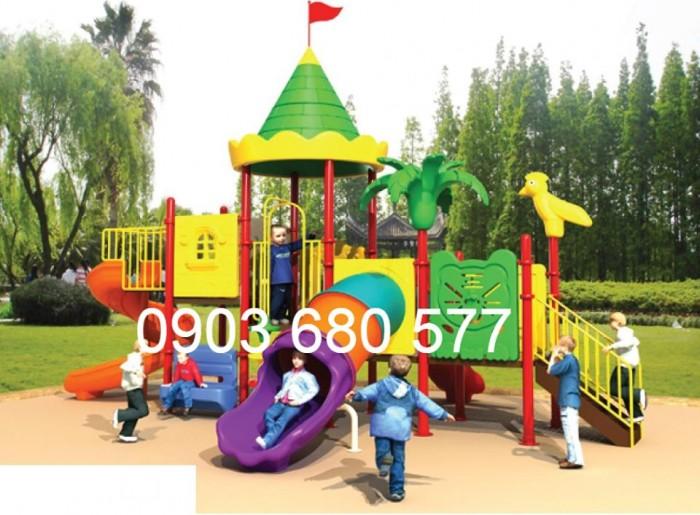 Bộ liên hoàn cầu trượt dành cho trẻ em19
