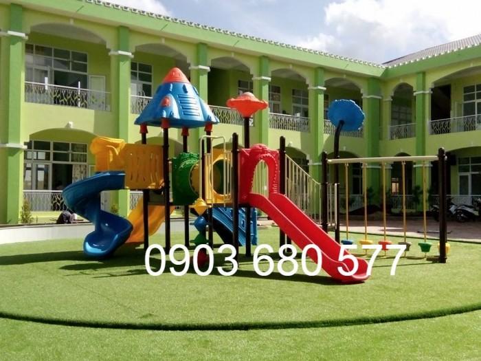 Bộ liên hoàn cầu trượt dành cho trẻ em3