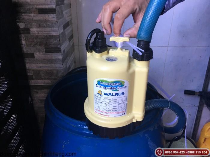 Máy bơm chìm nước thải chất lượng cao giá tốt trên toàn quốc0
