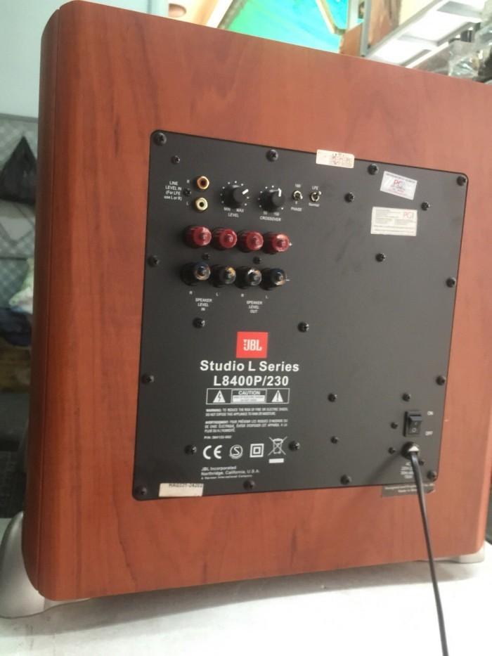 Bán chuyên sub JBL L8400P/230 hàng đẹp, zin 100% ,long lanh khong chỉnh sửa .5