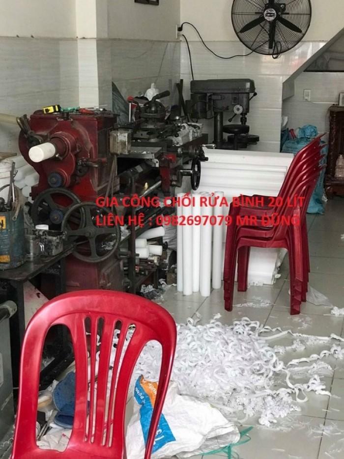 Xưởng gia công chổi rửa bình 21 lít và các loại khác6