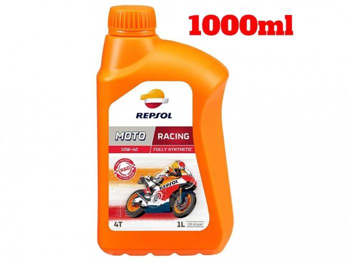 Dầu Nhớt Moto Cao Cấp REPSOL Racing 10W40 4T 1000ml 0