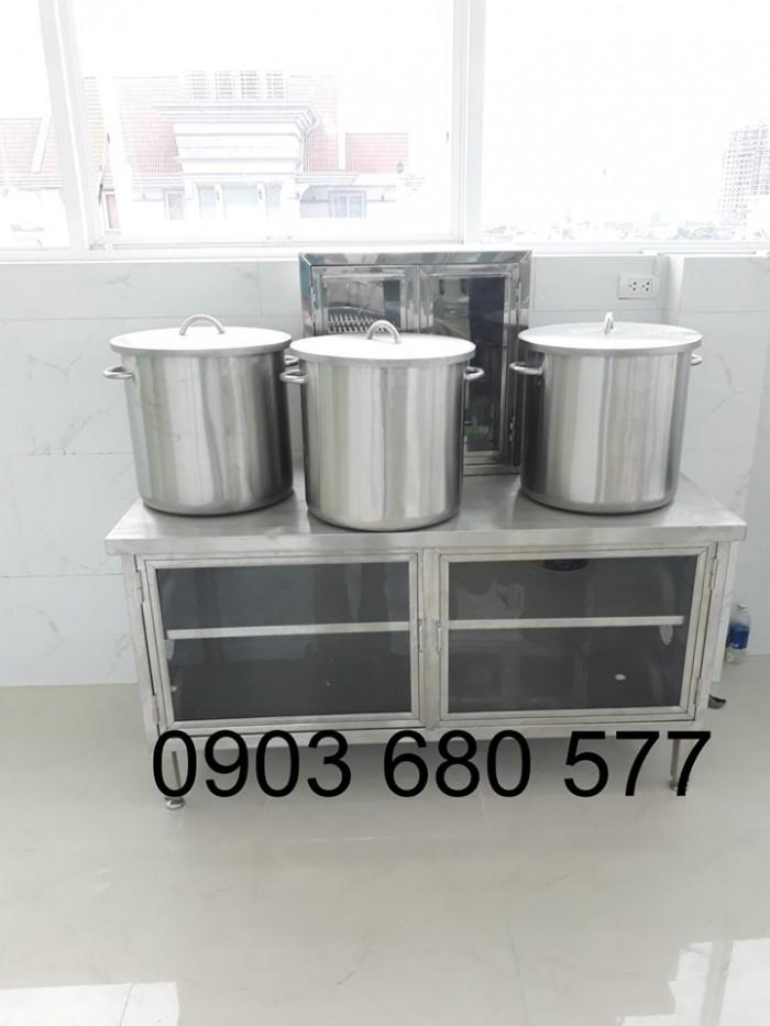 Chuyên bán thiết bị nhà bếp ăn cho bậc mầm non, mẫu giáo0