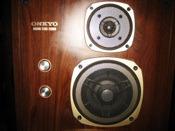 Bán chuyên Loa ONKYO monitor 2000 hàng bãi, đẹp, zin 100%5