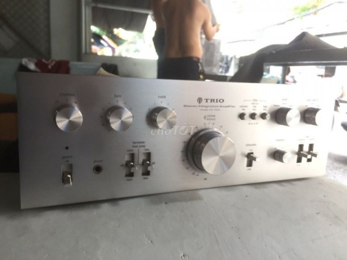Bán chuyên ampli TRIO KA 73003