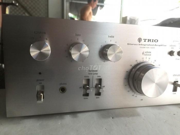 Bán chuyên ampli TRIO KA 73004