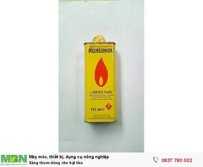 Xăng thơm dùng cho bật lửa0