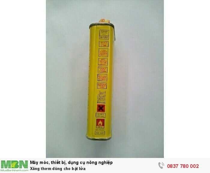 Xăng thơm dùng cho bật lửa3