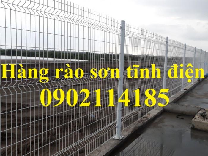 Chuyên cung cấp vách lưới ngăn kho,hàng rào ngăn kho5