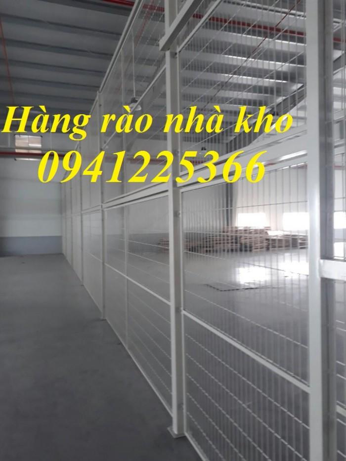 Chuyên cung cấp vách lưới ngăn kho,hàng rào ngăn kho1