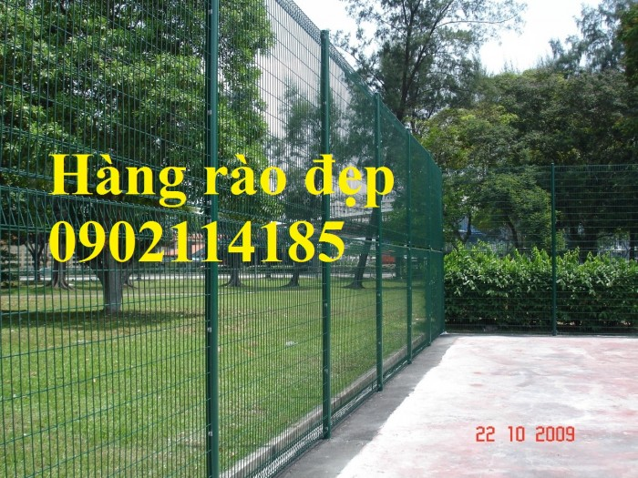 Hàng rào ngăn kho ,hàng rào nhà xưởng ,hàng rào công ty4