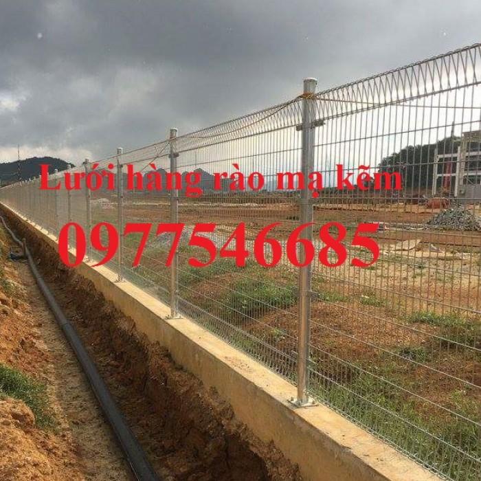 Sản xuất hàng rào ngăn kho, hàng rào nhà xưởng, hàng rào sơn tĩnh điện