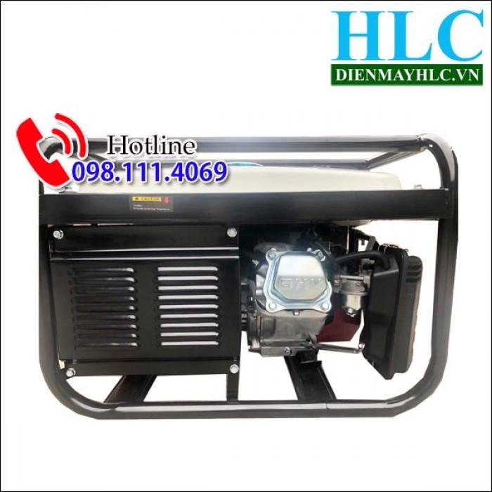 Hình ảnh máy phát điện Tomikama 2500 2kw0