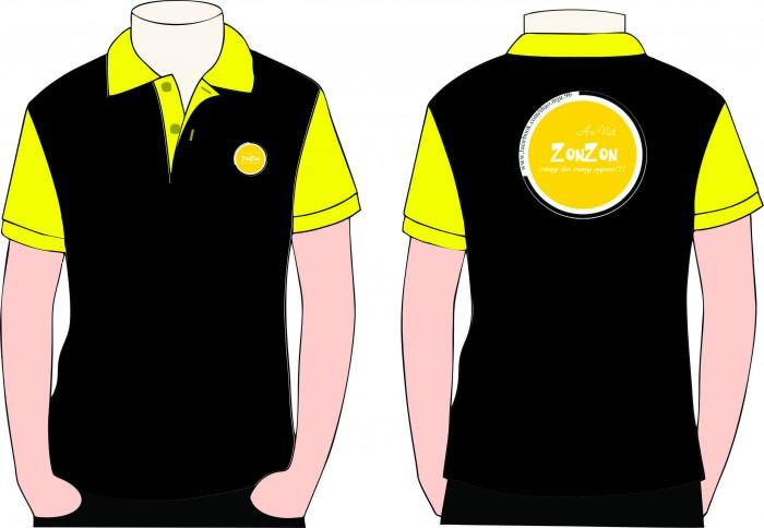 Áo thun đồng phục quán Trà Sữa giá rẽ
