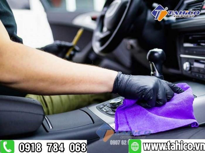 Dung dịch vệ sinh nội thất ô tô Ventek 5 lít TAHICO0