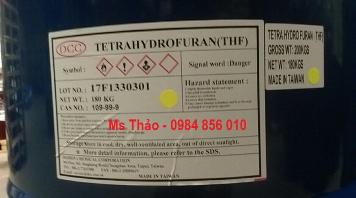 Tetrahydrofuran 99%_Dairen0