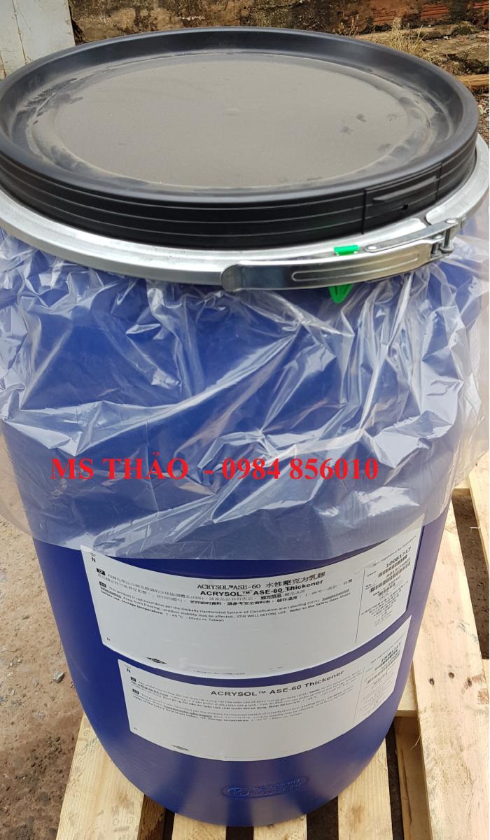 Hóa chất Acrysol ASE 60-Dow0