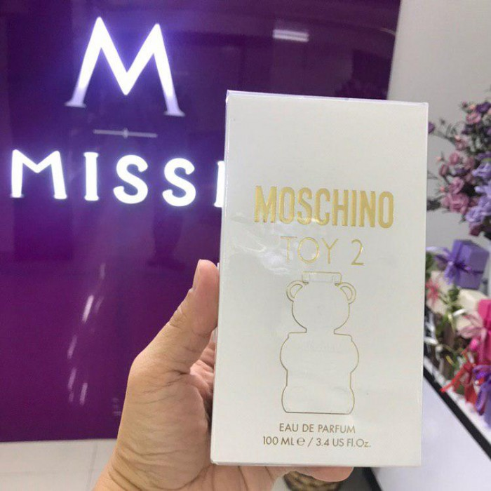 Nước Hoa Moschino Toy 2 EDP 100ml