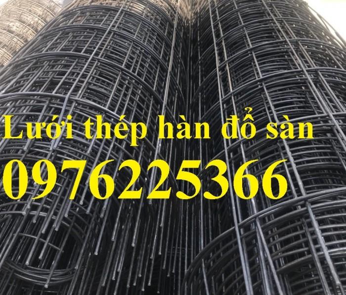 Lưới thép hàn dạng cuộn, lưới thép hàn đổ bê tông, lưới D42