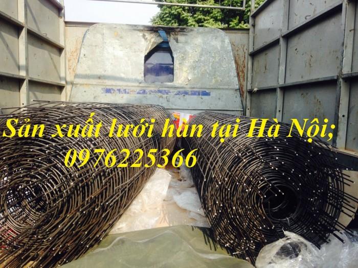Lưới thép hàn dạng cuộn, lưới thép hàn đổ bê tông, lưới D41
