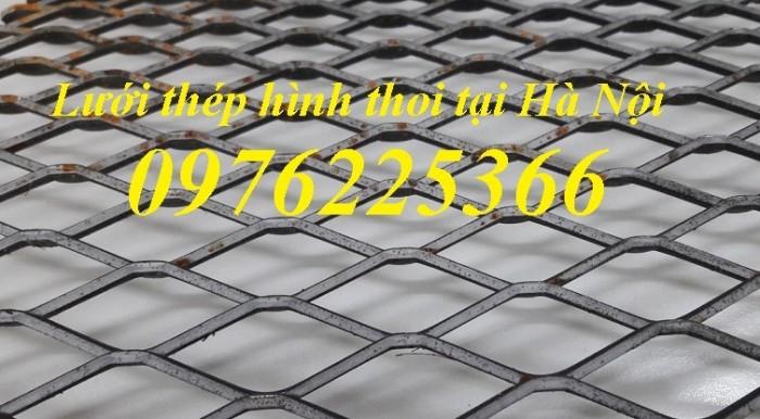 Lưới mắt cáo, lưới hình thoi XG43, lưới sàn thao tác12