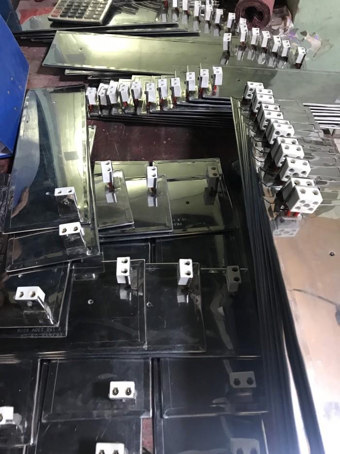 Điện trở dẹp KT 500*150 /230V-600W3