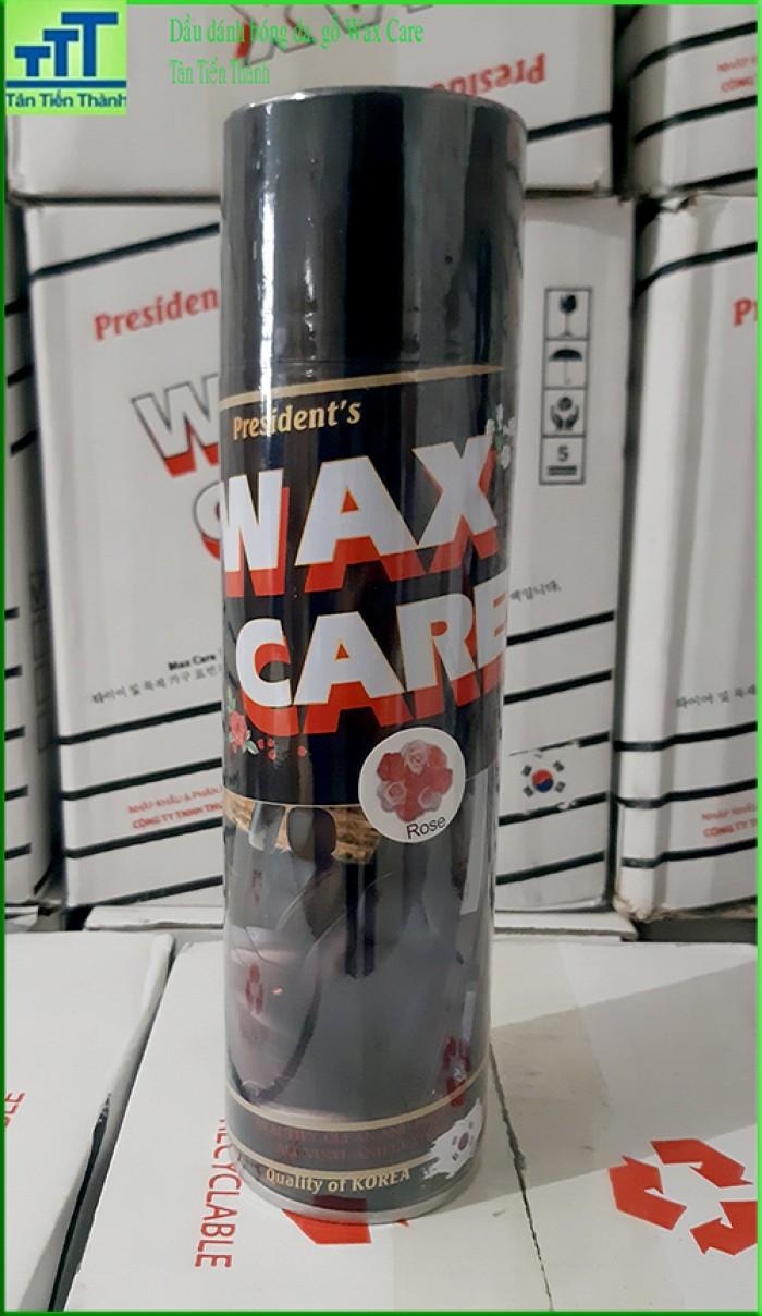 Đánh bóng da, gỗ, taplo, nội thất ô tô Waxcare3
