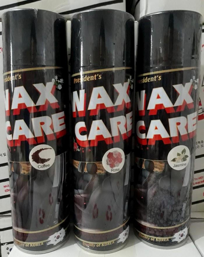 Đánh bóng da, gỗ, taplo, nội thất ô tô Waxcare5