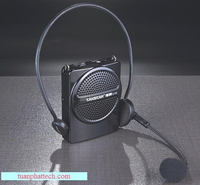 Máy trợ giảng mini Takstar E126 Công nghệ mạch kỹ thuật số, điện 8W đầu ra.1