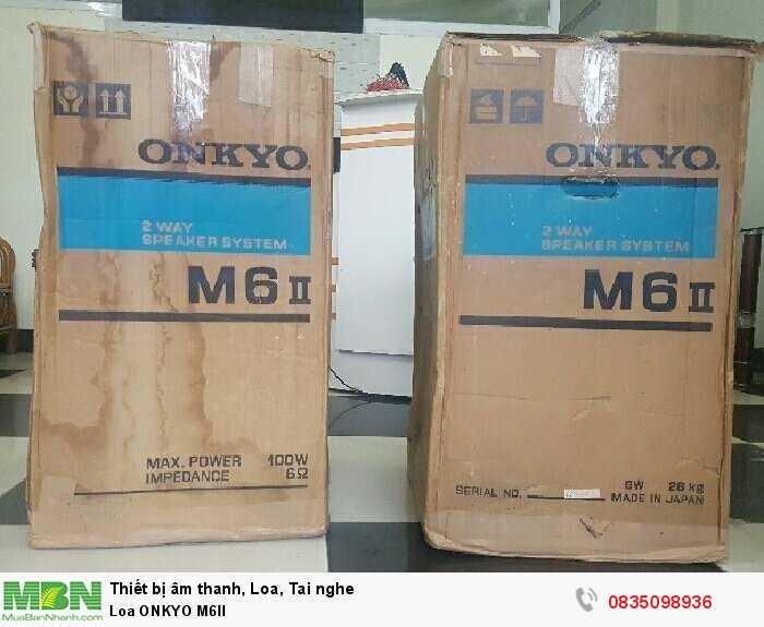 Loa ONKYO M6II1