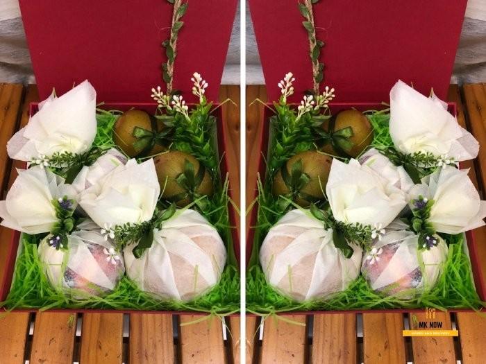 Quà trái cây tặng khách mời đám cưới - FSNK930
