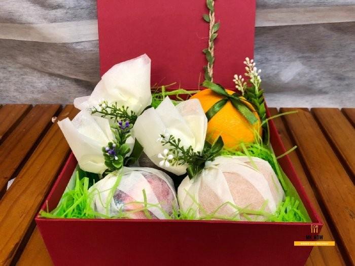 Quà trái cây, quà cưới cảm ơn khách - FSNK921