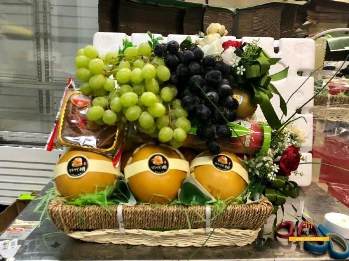Giỏ trái cây cúng tổ nghề - FSNK96