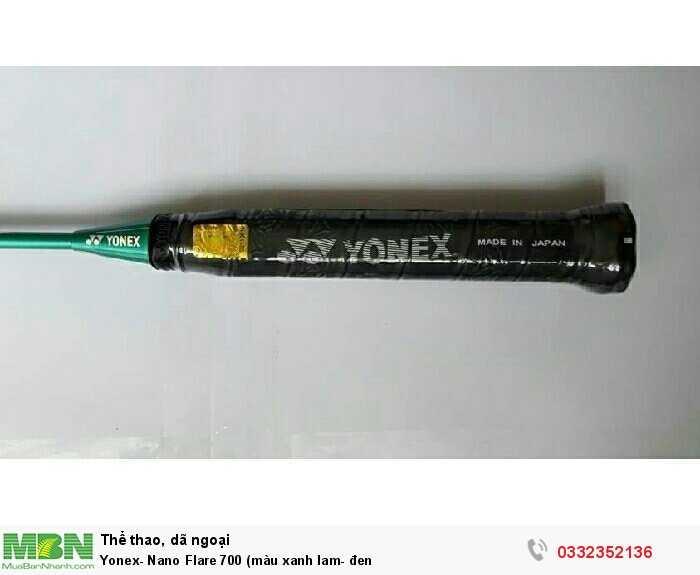 Yonex- Nano Flare 700 (màu xanh lam- đen4