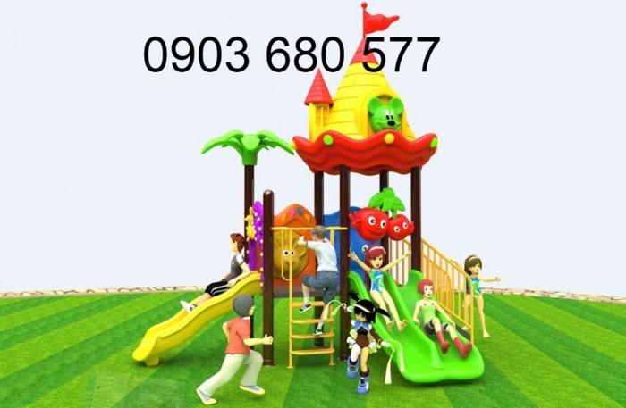 Những mẫu liên hoàn cầu trượt cho trẻ em24