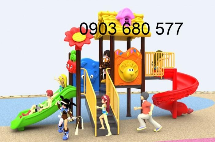 Những mẫu liên hoàn cầu trượt cho trẻ em21
