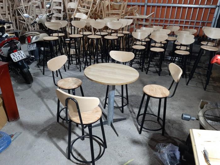 Xưởng đóng bàn ghế Vintage