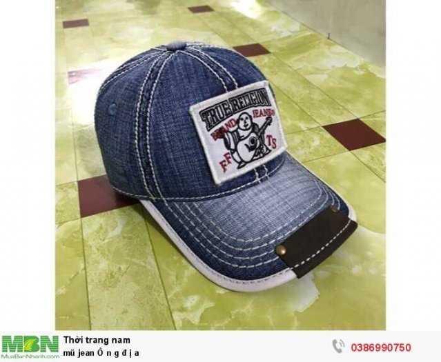 mũ jean Ô n g đ ị a - zalo 0386 990 750